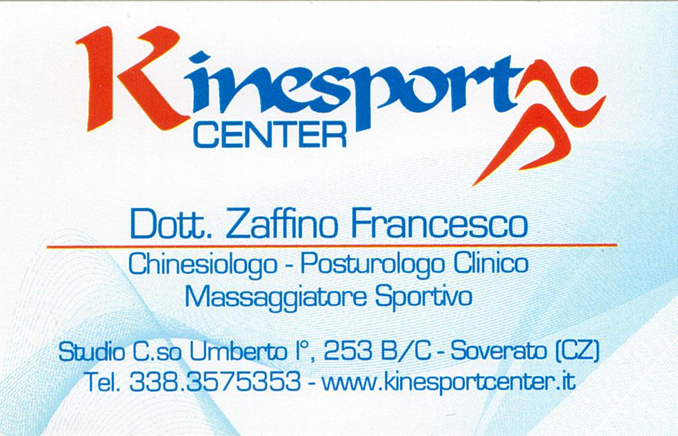 kinesport center